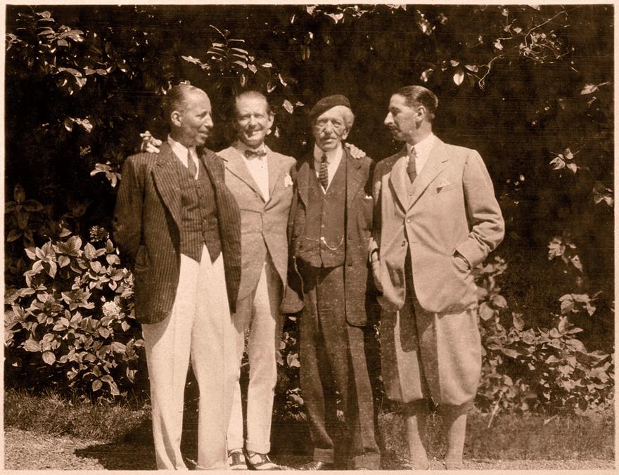 アルフレッド・カルティエと息子たち