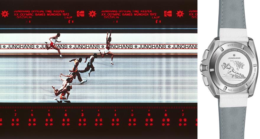 ユンハンス,ミュンヘンオリンピック