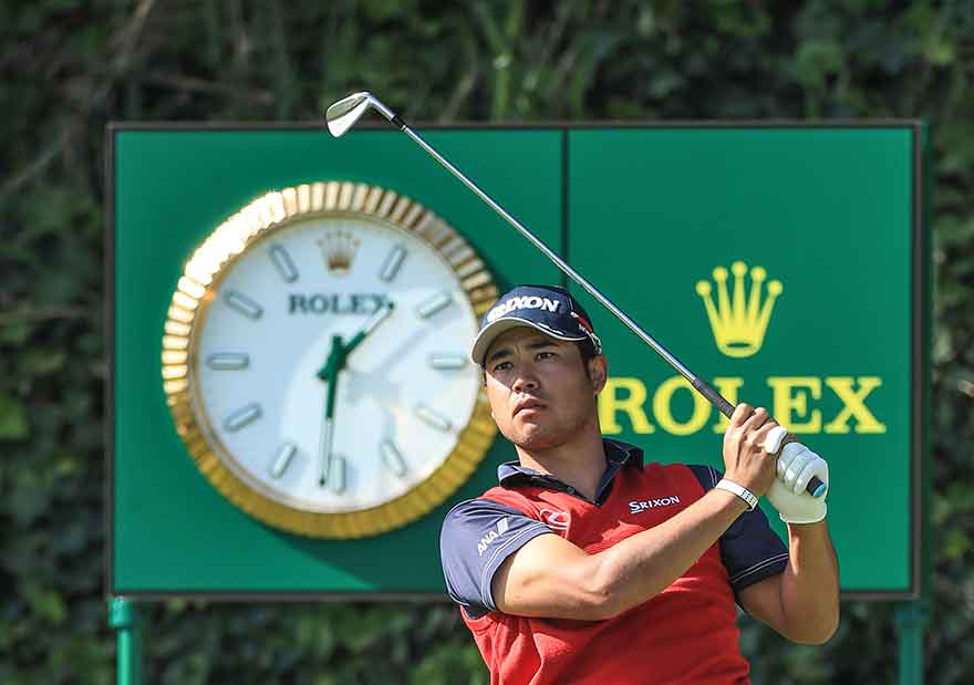 松山英樹選手がマスターズ優勝した際に手首を飾ったロレックスの腕時計 | 高級腕時計専門誌クロノス日本版[webChronos]