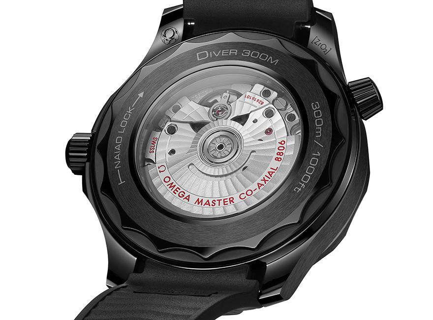 シーマスター ダイバー300M ブラック ブラック