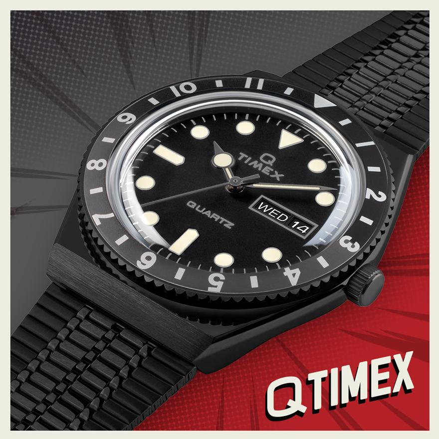 Q TIMEX(キュー タイメックス)