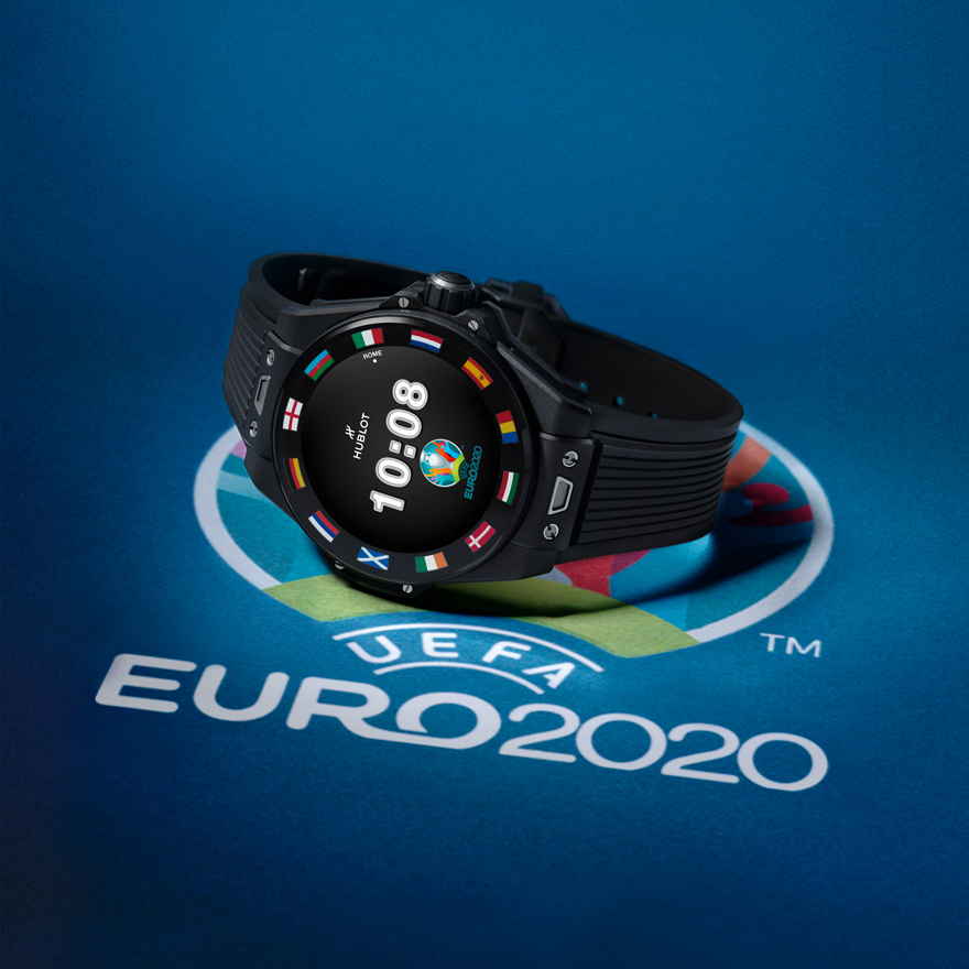 ビッグ・バンe UEFA EURO 2020™