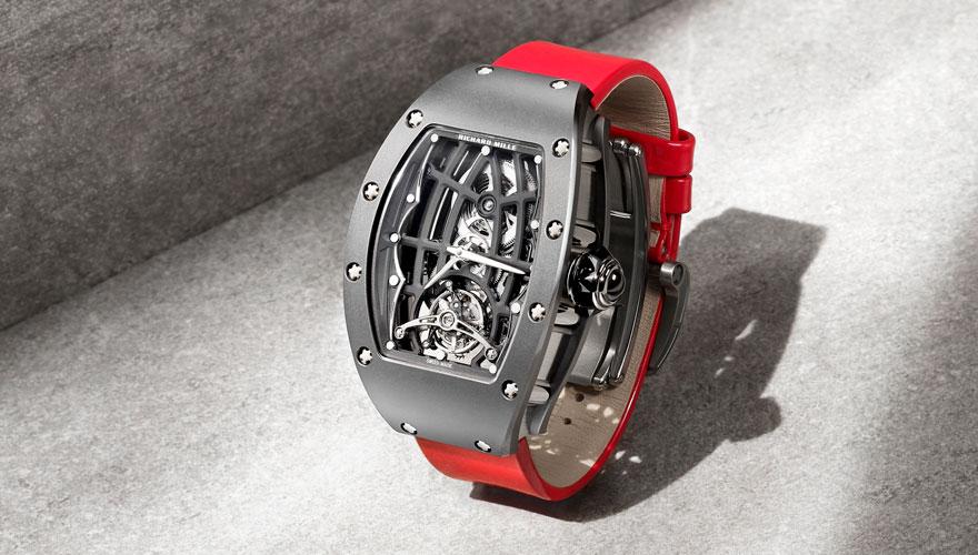 RM 74-01 オートマティック トゥールビヨン