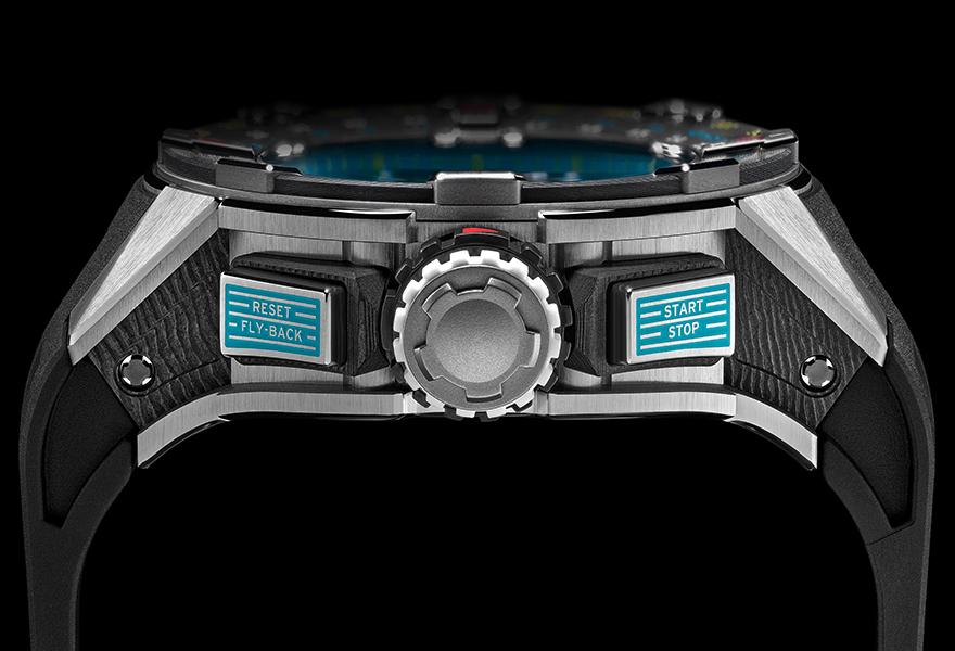 RM 60-01 フライバック クロノグラフ レガッタ
