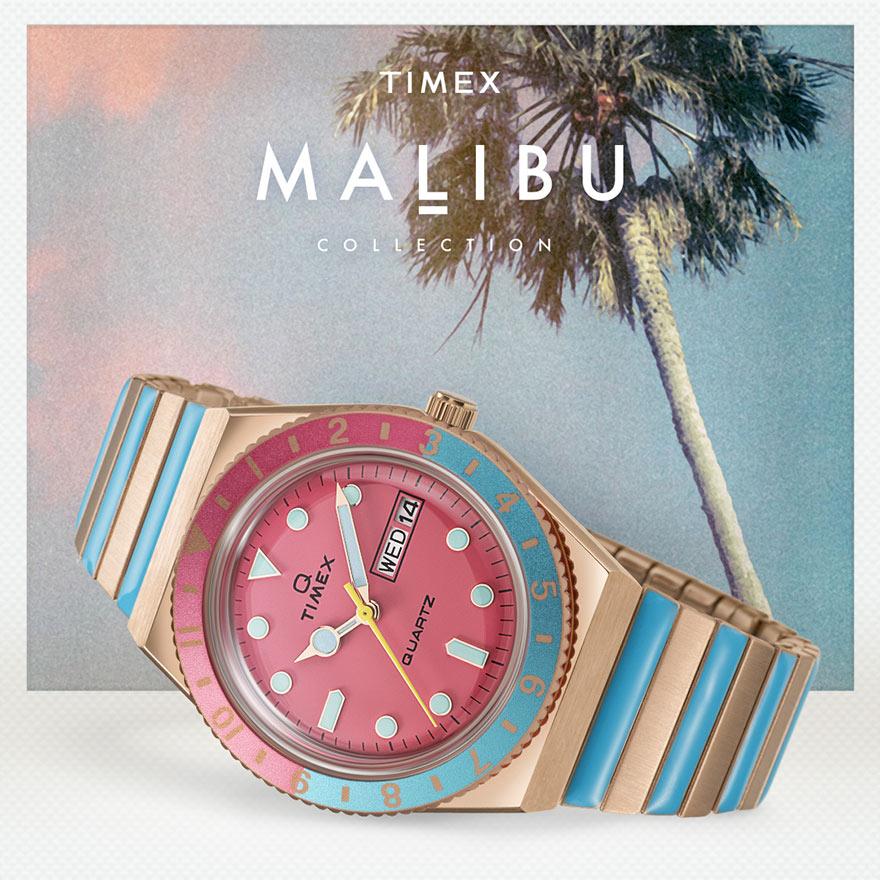 Q TIMEX MALIBU