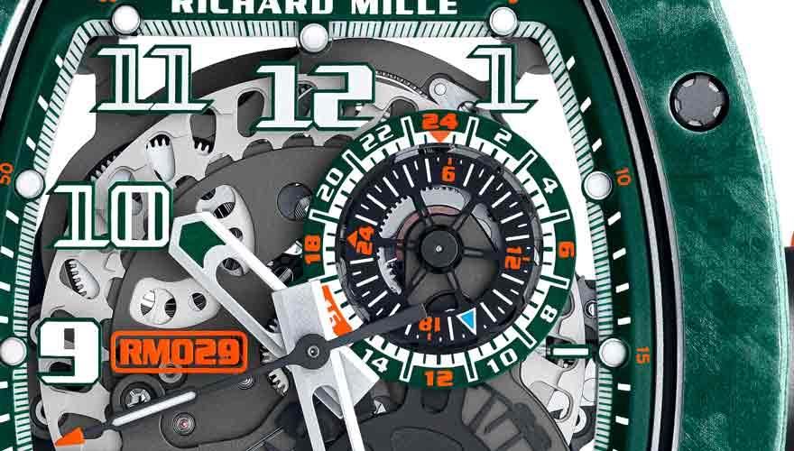 RM 029 オートマティック ル・マン クラシック