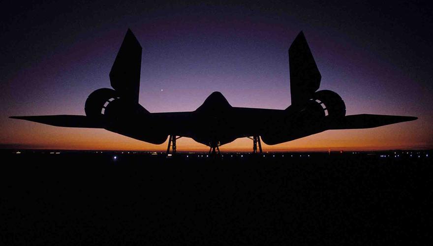 SR-71ブラックバード