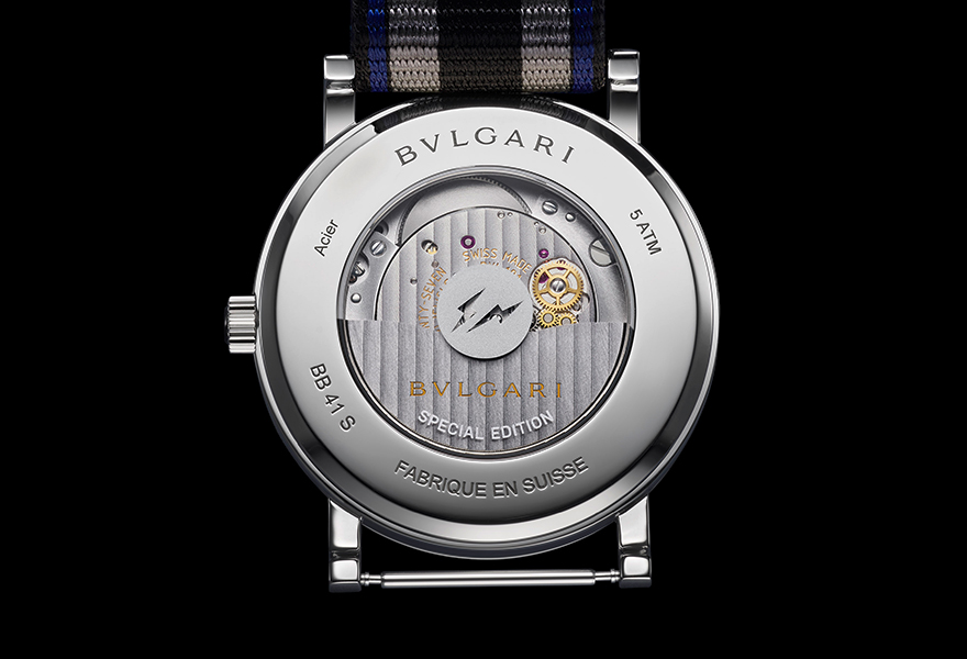 FRAGMENT × BVLGARI ブルガリ・ブルガリ 世界限定モデル