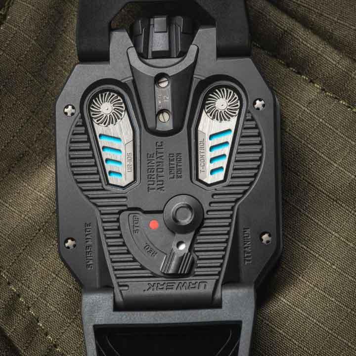 UR-105 TTH