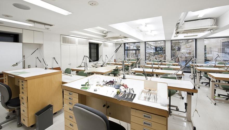 ヒコ・みづのジュエリーカレッジ卒業制作展示